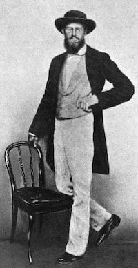 Alfred Russel Wallace (1823-1913) 2