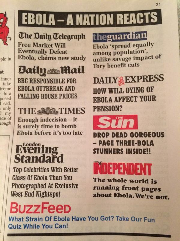 Ebola-headlines