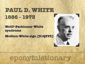 Paul Dudley White (1886 - 1973) 340