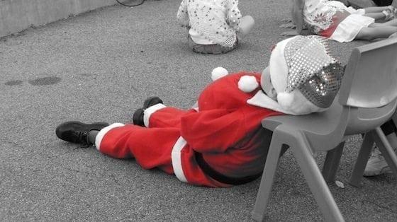 Hamish Aussie Christmas Santa 1