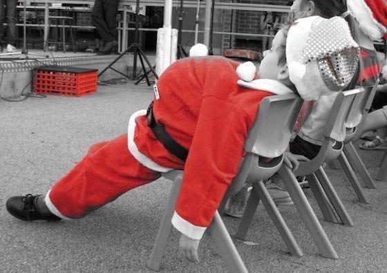 Hamish Aussie Christmas Santa 2