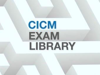 CICM Exam Library 340