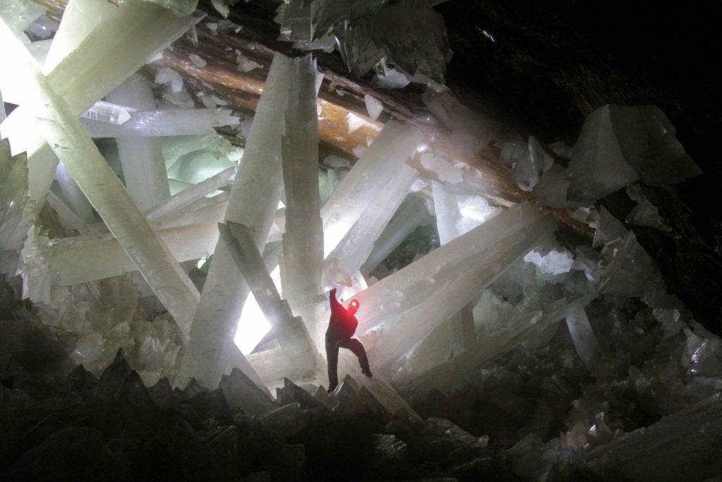 Crystal Cave - Naica, Mexico