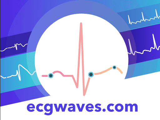 ecgwaves logo
