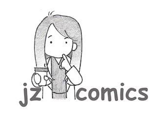 Jenny Zhao JZ comics 340 256