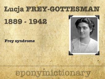 Łucja Frey-Gottesman (1889 - 1942) 340