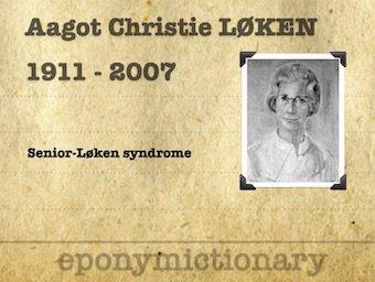 Aagot Christie Løken (1911 - 2007) 340