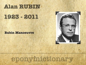 Alan Judah Rubin (1923 - 2011) 340