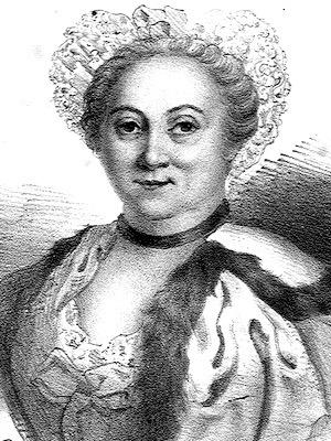 Angelique Marguerite Le Boursier du Coudray (1712 - 1789)