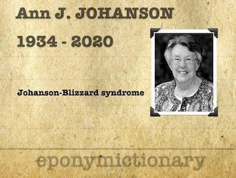 Ann J. Johanson (1934 - 2020) 340