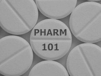 BSCC Pharm 101 basic pharmacology