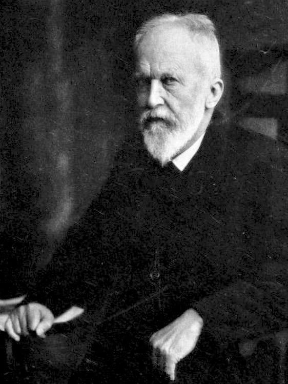 Bernhard Naunyn (1839 - 1925)