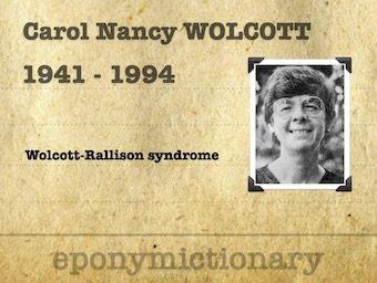 Carol Nancy Dettman Wolcott (1941 – 1994) 340