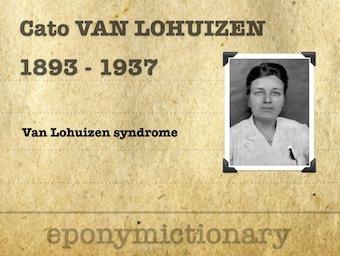 Cato H. J. van Lohuizen (1893 - 1937) 340
