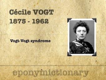 Cécile Vogt-Mugnier (1875 - 1962) 340