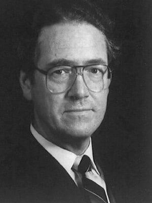 Charles McKinnon Holmes (1935 - 2020)