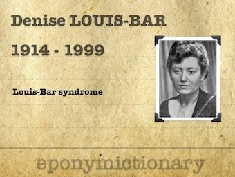 Denise Louis-Bar (1914 – 1999) 340
