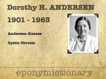 Dorothy Hansine Andersen (1901 – 1963) 340