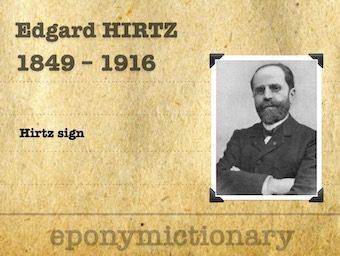 Edgard Hirtz (1849 - 1916) 340