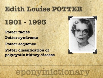 Edith Louise Potter (1901 - 1993) 340