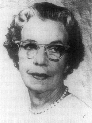 Edith Louise Potter (1901 - 1993)