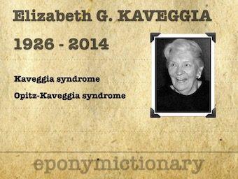 Elisabeth Gathy Kaveggia (1926 – 2014) 340