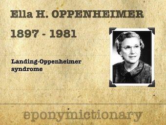 Ella Hutzler Oppenheimer (1897 - 1981) 340