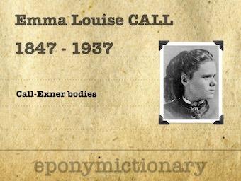 Emma Louise Call (1847 - 1937) 340
