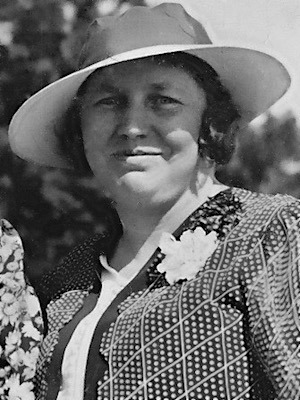 Ester Elisabeth Groenblad (1898 - 1970) 300