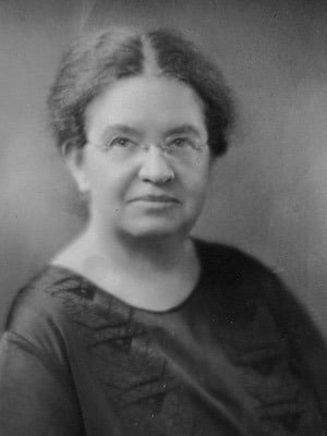 Florence Rena Sabin (1871 - 1953)