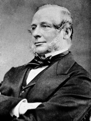 Francis Sibson (1814 - 1876)