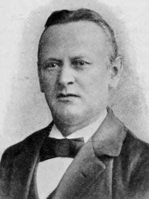 Friedrich Carl Ferdinand Busch (1844 - 1916)