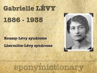Gabrielle Charlotte Lévy (1886 - 1935) 340