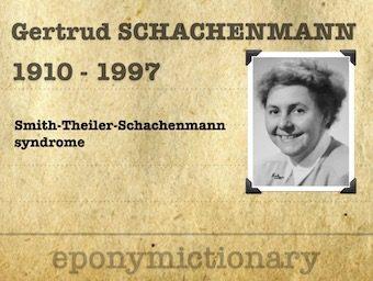 Gertrud Dina Schachenmann (1910 - 1997) 340
