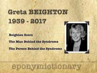 Greta Janet Beighton (1939 – 2017) 340 2
