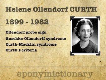 Helene Ollendorff Curth (1899 – 1982) 340