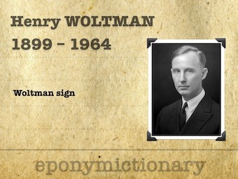 Henry William Woltman (1889 - 1964) 340