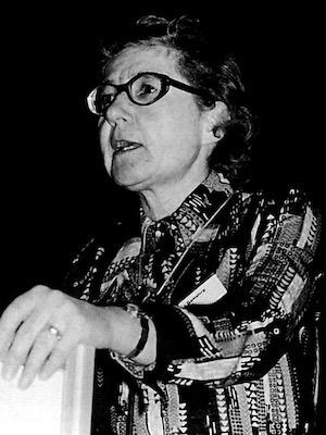 Ingrid Gamstorp (1924 - 2007)