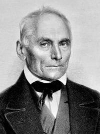 Jan Evangelista Purkyně (1787 - 1869)