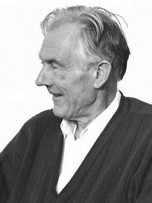 John Hilton Edwards (1928 - 2007)