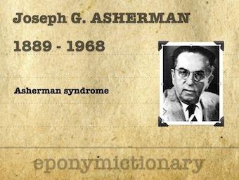 Joseph G. Asherman (1889 - 1968) 340