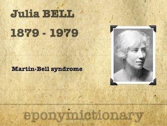 Julia Bell (1879 - 1979) 340