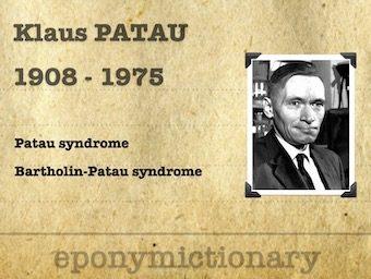 Klaus Pätau (1908 - 1975) 340