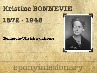 Kristine Elisabeth Heuch Bonnevie (1872 - 1948) 340