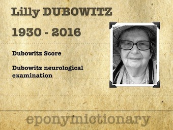 Lilly Magdalene Suzanne (née Sebők) Dubowitz (1930 - 2016) 340