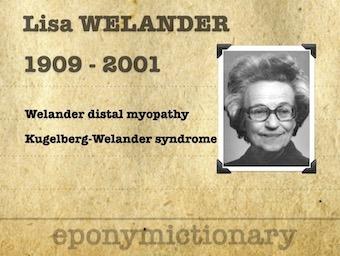 Lisa Welander (1909 – 2001) 340