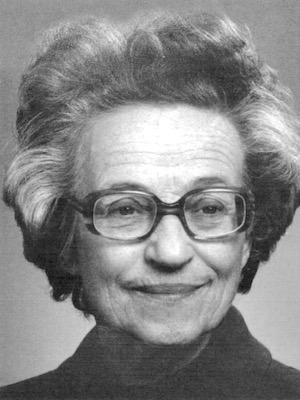 Lisa Welander (1909 - 2001)