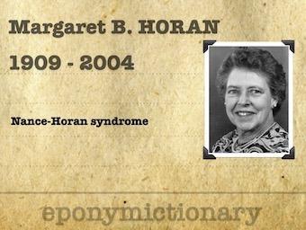 Margaret Burton (née Cleland) Horan (1909 - 2004) 340