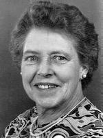 Margaret Burton (née Cleland) Horan (1909 - 2004)