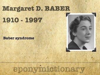 Margaret Doreen Baber (1910 - 1997) 340